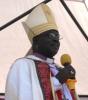 Retiring Bishop Augustine Salimo