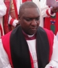 Newly consecrated Bishop Paul Masaba