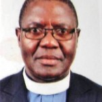 Bishop-elect Henry Katumba-Tamale