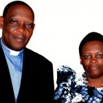 Bishop-elect Samuel and Sarah Kahuma