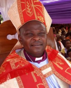 The Rt. Rev. Patrick Wakula