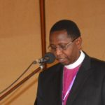Archbishop Stanley Reporting on Provincial Assembly Resolutions