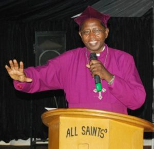 The Most Rev. Stanley Ntagali